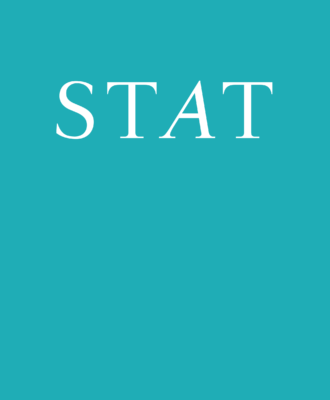 STAT Logo Card
