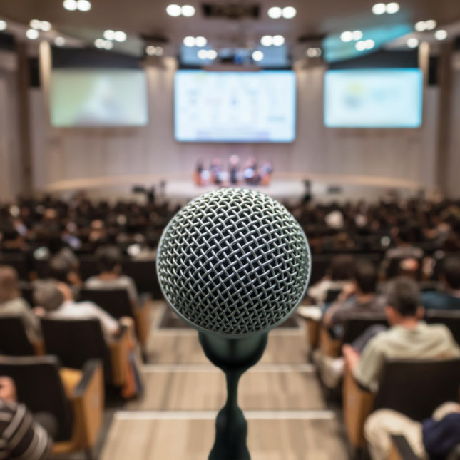Anxious about a speech? A startup wants you to pop a minty