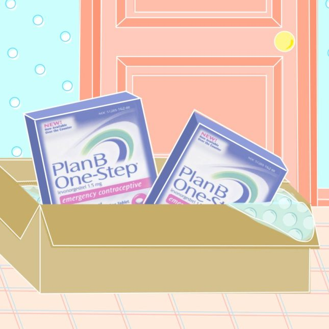 Birth control app