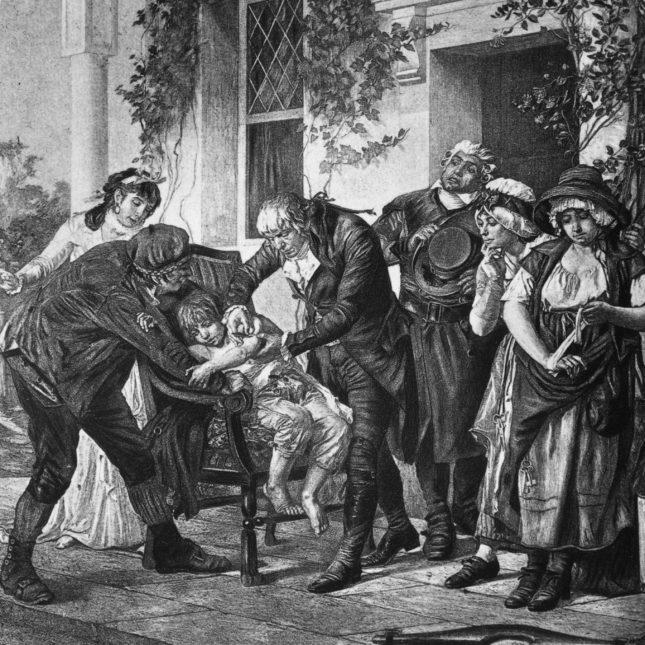 Cowpox Inoculation