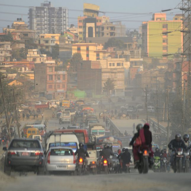 Nepal Pollution