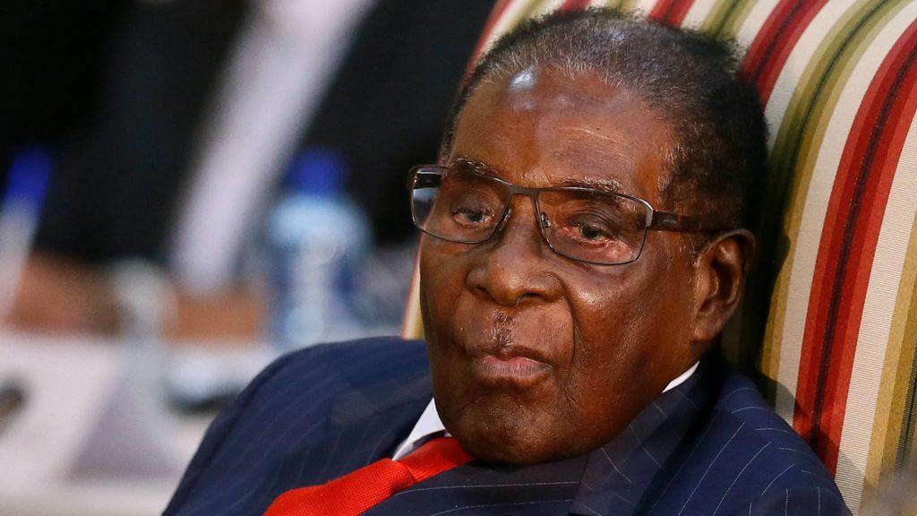 statnews.com - Robert Mugabe is appointed a WHO goodwill ambassador, stunning critics