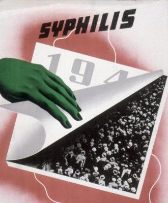 Syphilis - public service poster