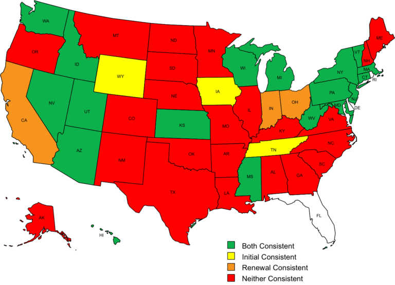Mental Health care map