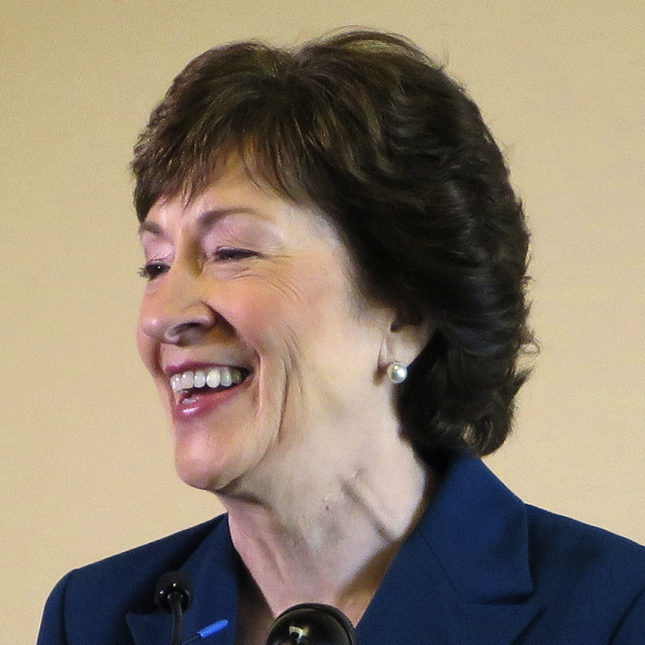 Collins: Trump's health care moves hurt 'vulnerable people'