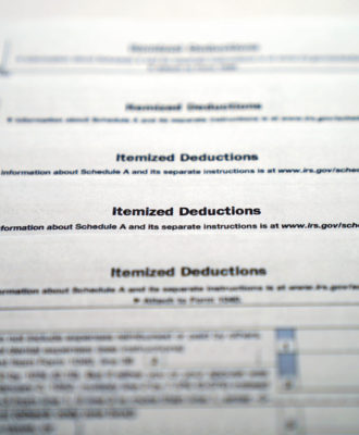 Tax Overhaul Medical Deduction