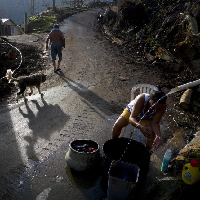 Puerto Rico Hurricane Maria Victims
