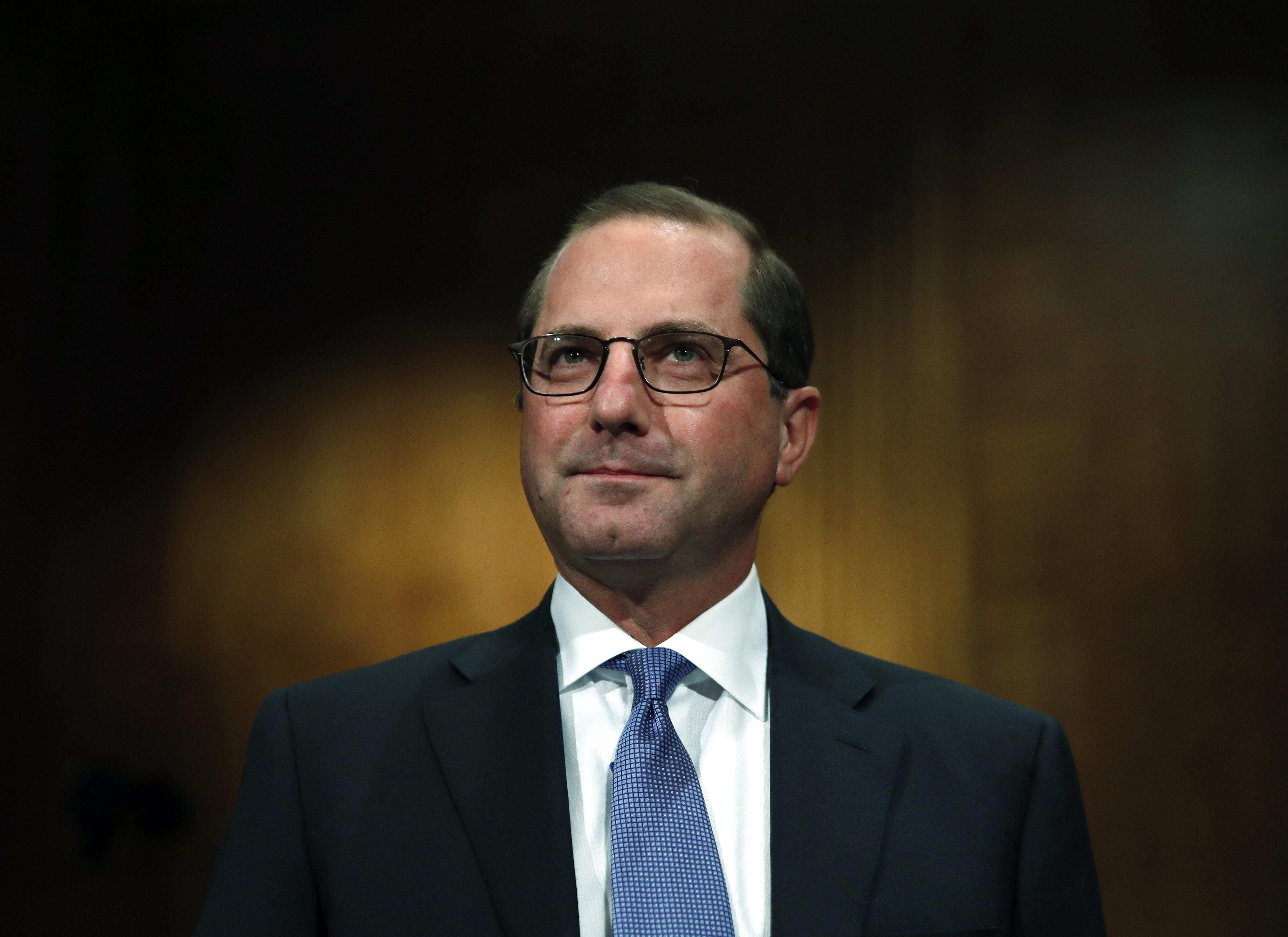 How Alex Azar Could Try To Shake Up Drug Prices Through Medicare Part B