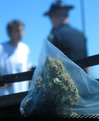 Drug possession