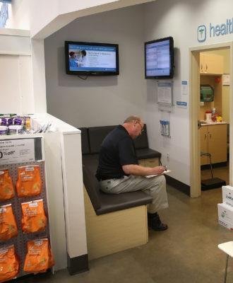 In-store clinics