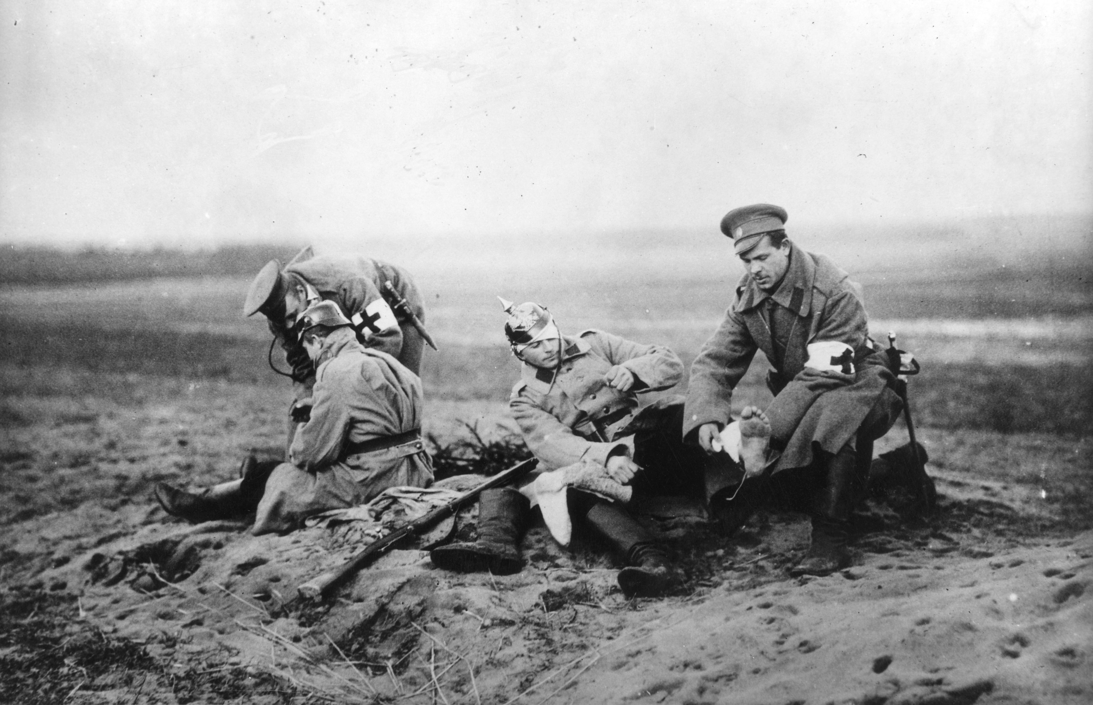 6 battlefield medical innovations that moved to mainstream
