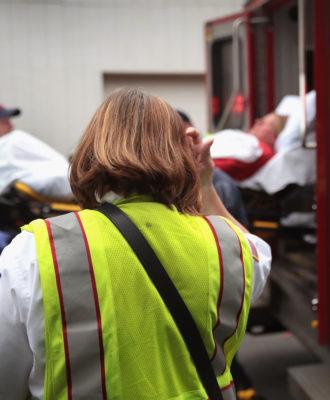 Overdose ambulance