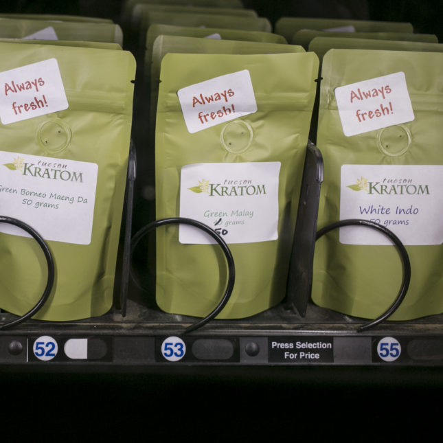 Kratom packets