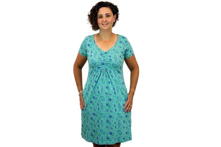 Mitosis Empire Dress