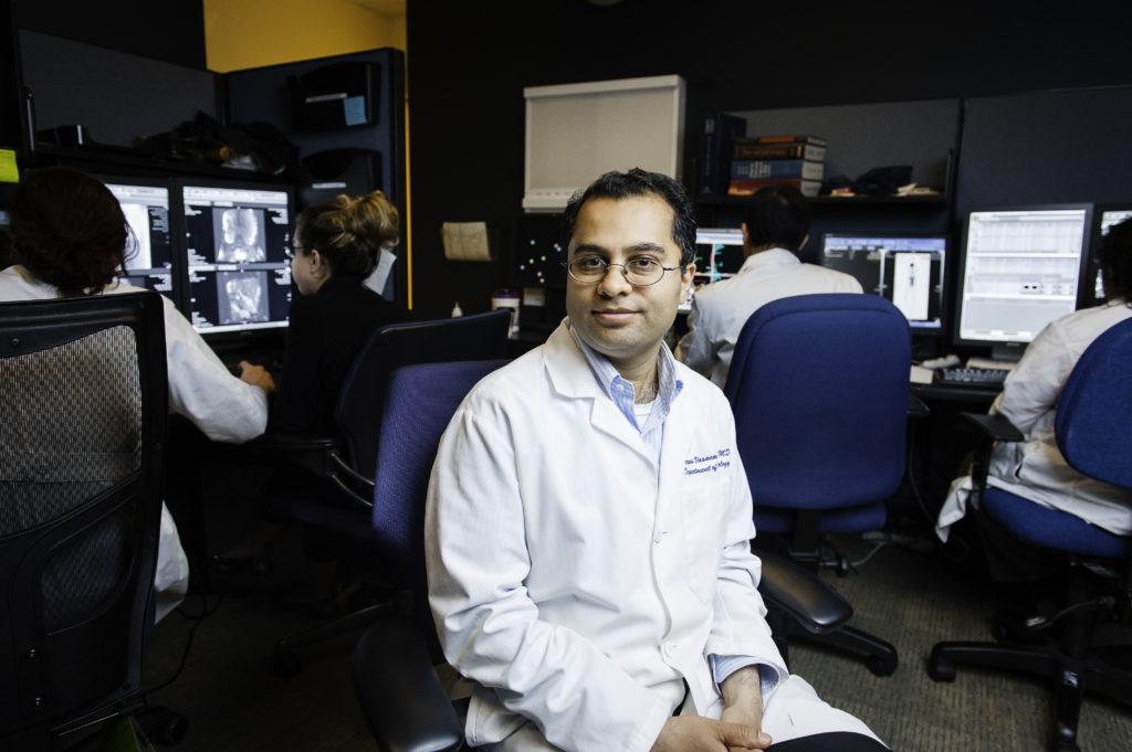Dr. Shreyas Vasanawala