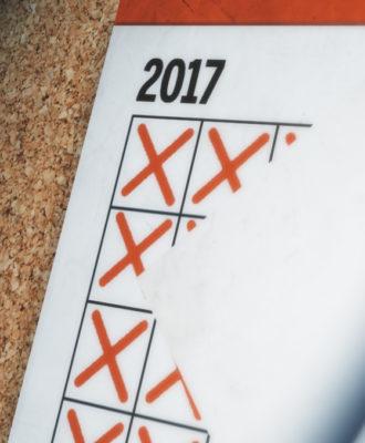 2017 Calendar for STAT Plus