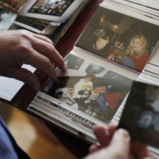 Opioid family impact