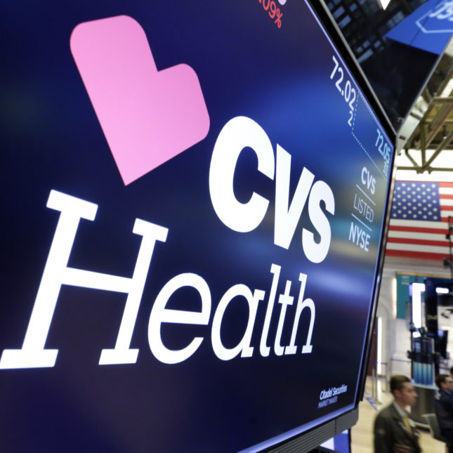 Hot Performer of the day: CVS Health Corporation (NYSE:CVS)