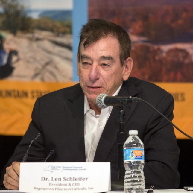 Len Schleifer
