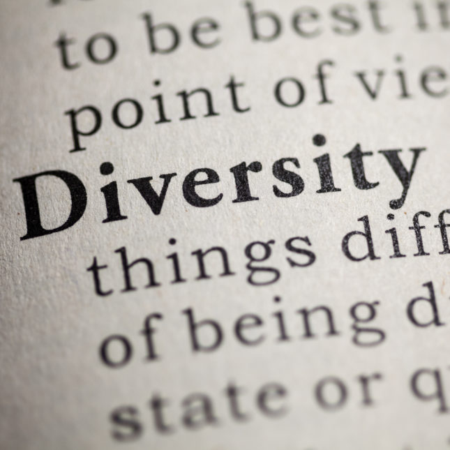Diversity dictionary