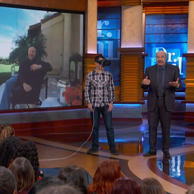 Dr  Phil addiction recovery venture trades on his TV show's