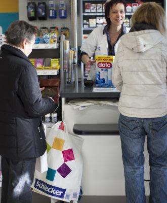 German pharmacy