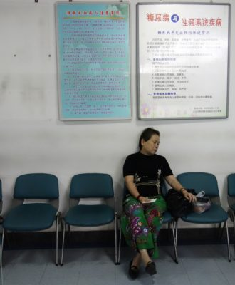Diabetes in China