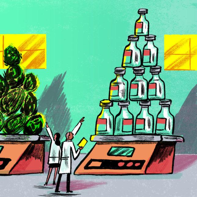FDA substance quotas