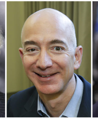 Amazon Berkshire JPM Health Care