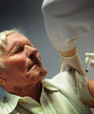 Swine flu vaccine
