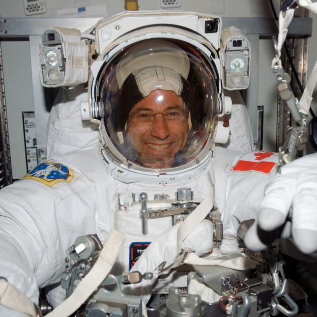 Dave Williams - astronaut