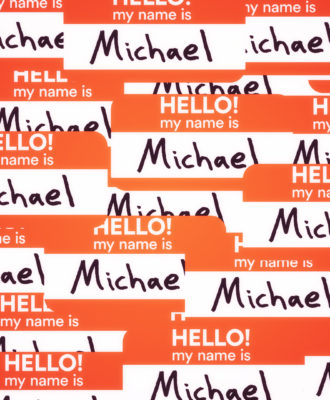 TONS OF MICHAELS