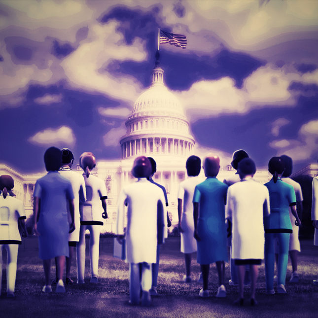 Women physicians in politics