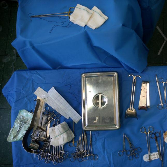 Kidneys transplant
