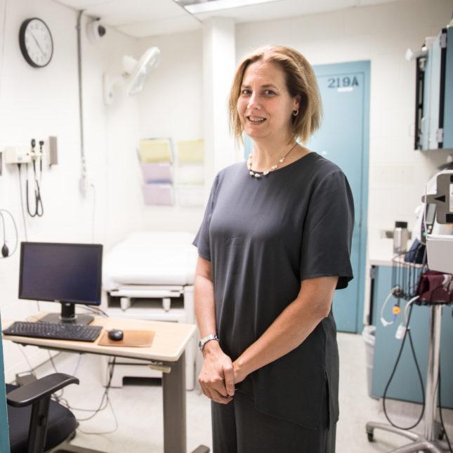 Dr. Jennifer Clarke
