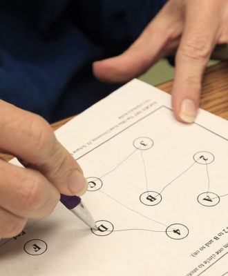 neurological cognitive tests - Alzheimers
