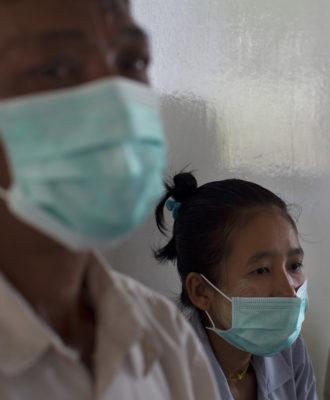 multidrug-resistant tuberculosis