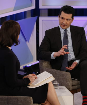 FDA Commissioner Scott Gottlieb is interviewed by CNBC's Meg Tirrell