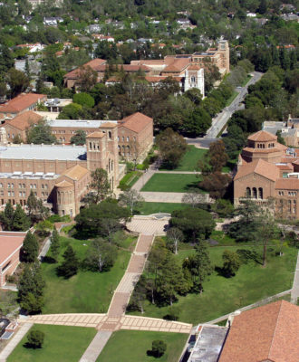 UCLA Central Campus