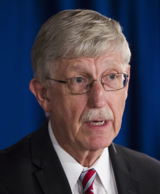 National Institutes of Health Director Dr. Francis Collins