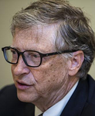 Bill Gates STAT