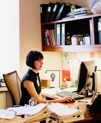 ACLU Attorney Brigitte Amiri