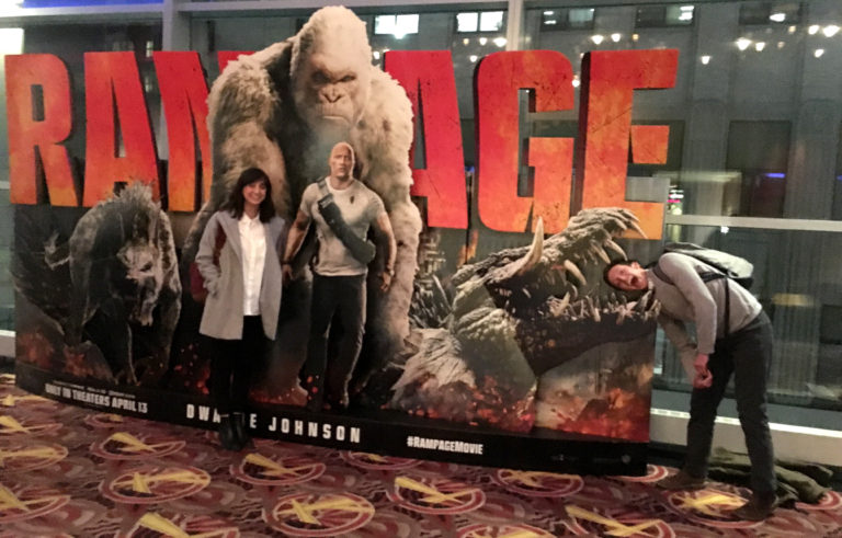 Rampage - Megan & Drew