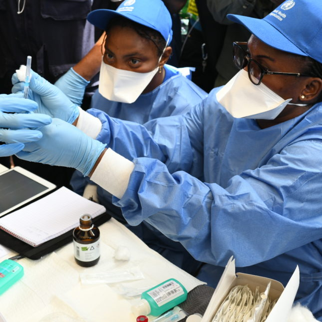 Ebola virus in DRC has 'potential to expand' World Health Organization reports