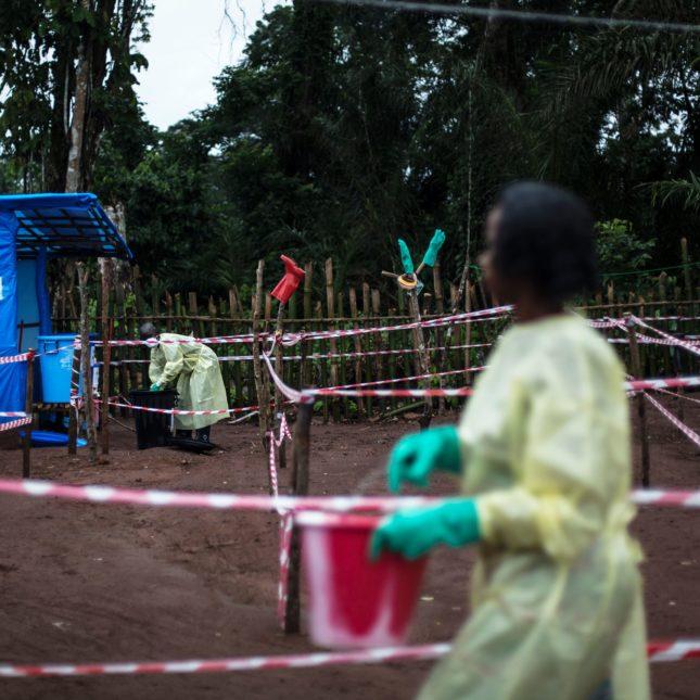 Congo Ebola Quarantine