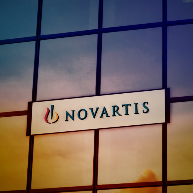 Drugmaker Novartis Says It Paid Cohen, Has Cooperated With Mueller's Team