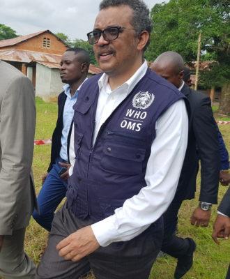 WHO Ebola Bikoro