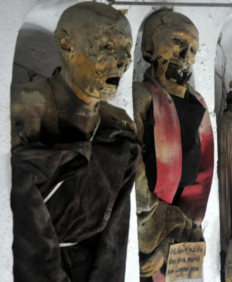 Catacombs Capuchins Palermo