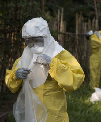 Ebola response - June 2018