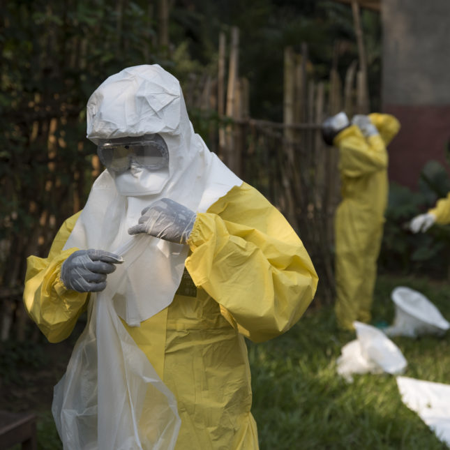 Four new Ebola cases hit DR Congo's North Kivu province